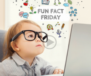 Fun Fact Friday Volume 18 – It's Here!! First Fun Fact Friday of 2017