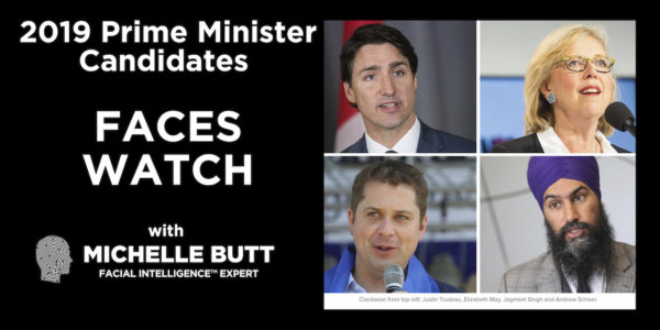 2019 Prime Minister Candidates Faces Watch - The first face: Justin Trudeau